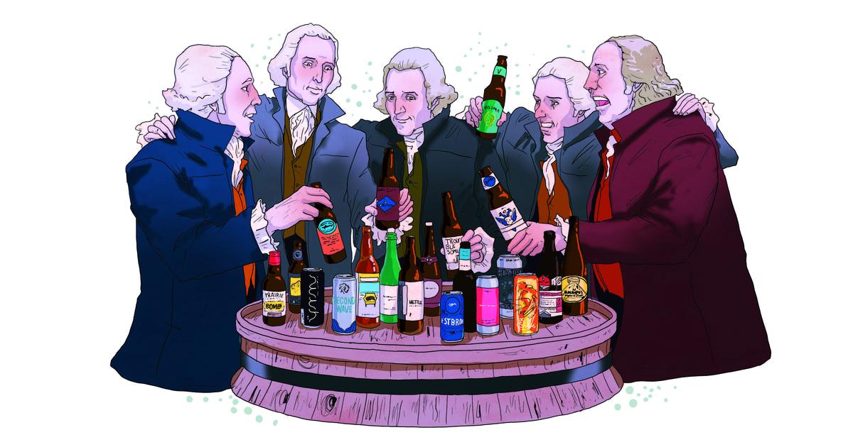 The 101 Best Beers In America Men S Journal