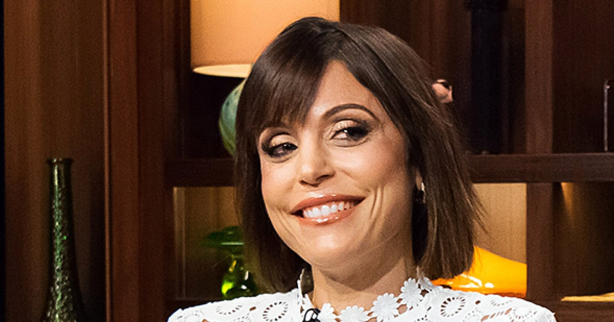 Bethenny Frankel Talks Plastic Surgery Explains Her
