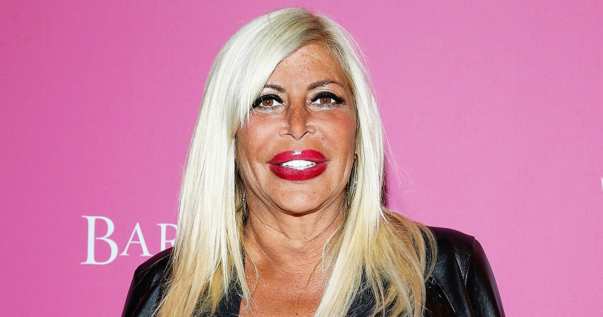 Big Ang Dead Mob Wives Star Dies At Age 55 Us Weekly
