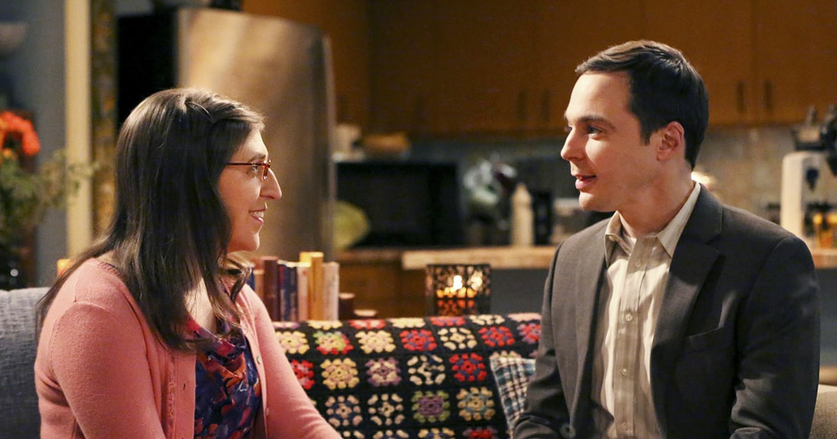'Big Bang Theory' Boss: Sheldon's Engagement Ring for Amy ...