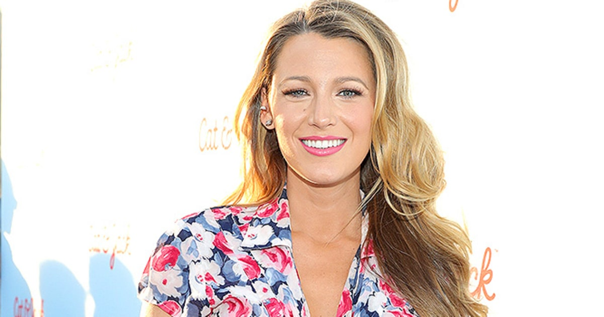 Blake Lively Attends Ex-Assistant's Wedding Days After Giving Birth