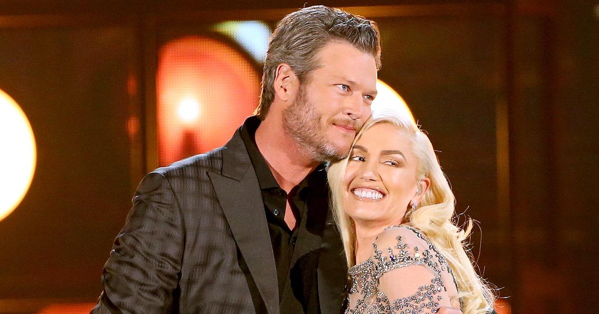 Gwen Stefani On Dating Blake Shelton I M Our Biggest Fan