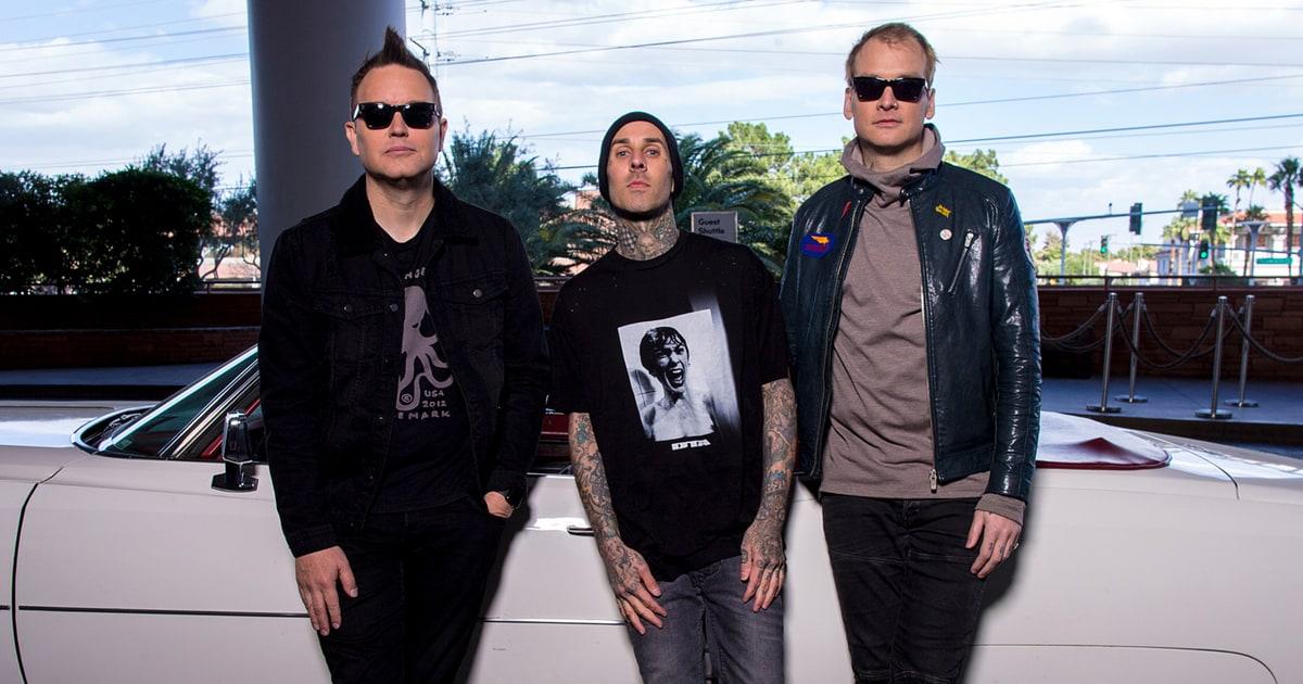 Blink-182 to Launch Las Vegas Residency
