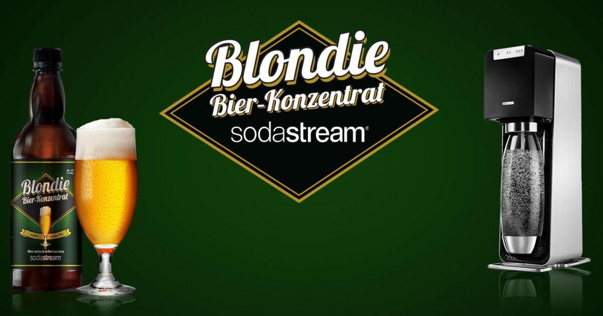Todays Beer Atrocity The SodaStream Beer Bar Mens Journal