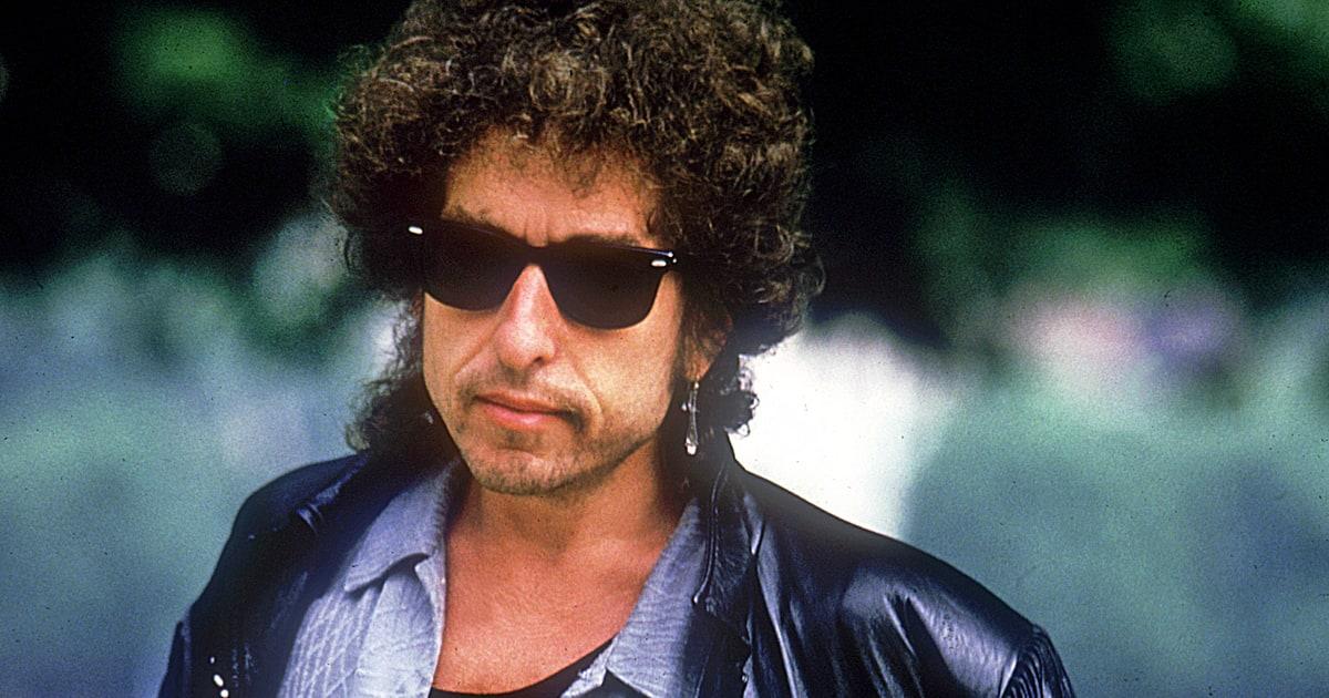 Bob Dylan Rolling Tour