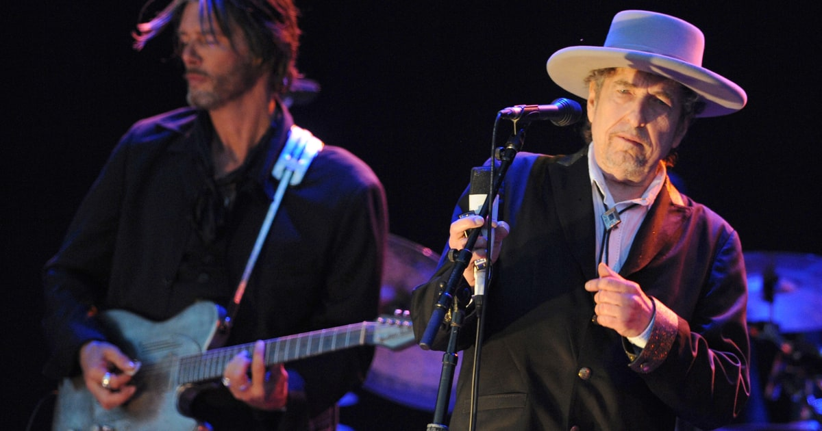Bob Dylan Never Ending Tour Dates