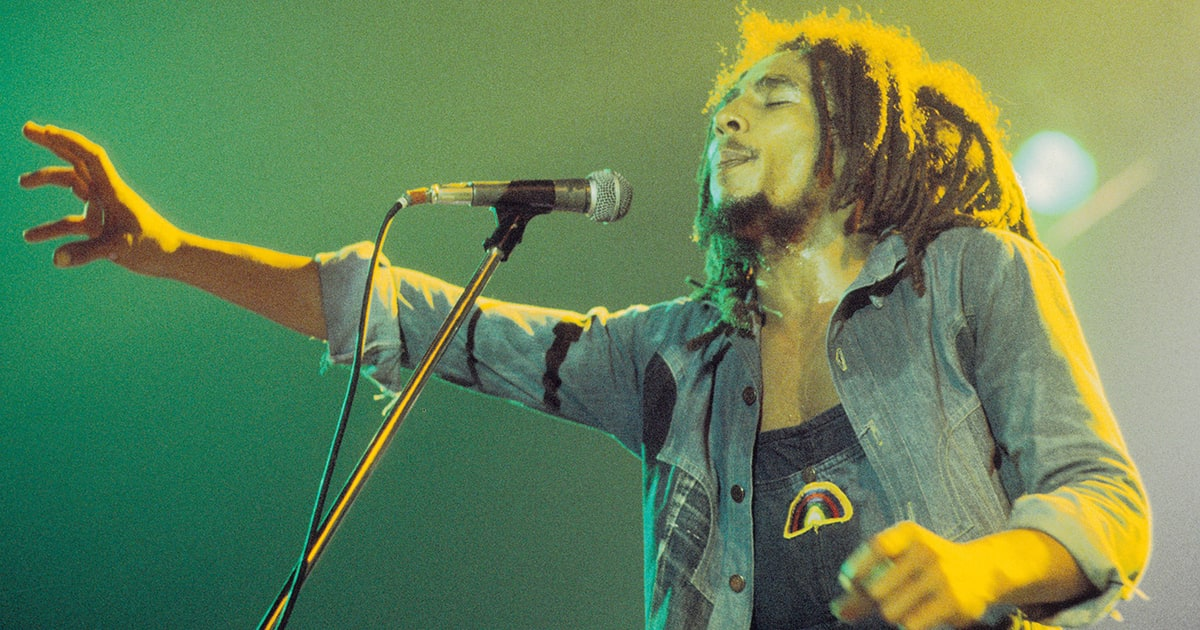 Bob Marley Wailers Plan Exodus 40th Anniversary