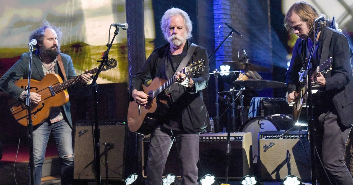 Watch Dead & Company Get Funky With Grateful Dead Classics on Fallon news