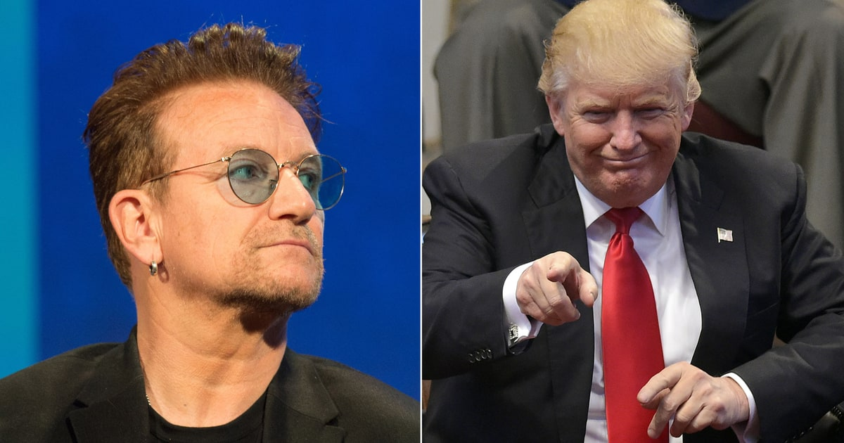 Bono to U.S. Senate: Send Comedians to Fight Extremism news