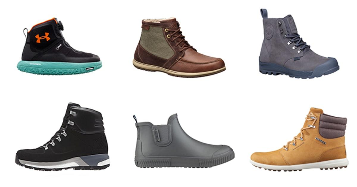 The Best Slush-Proof Winter Boots   Men's Journal