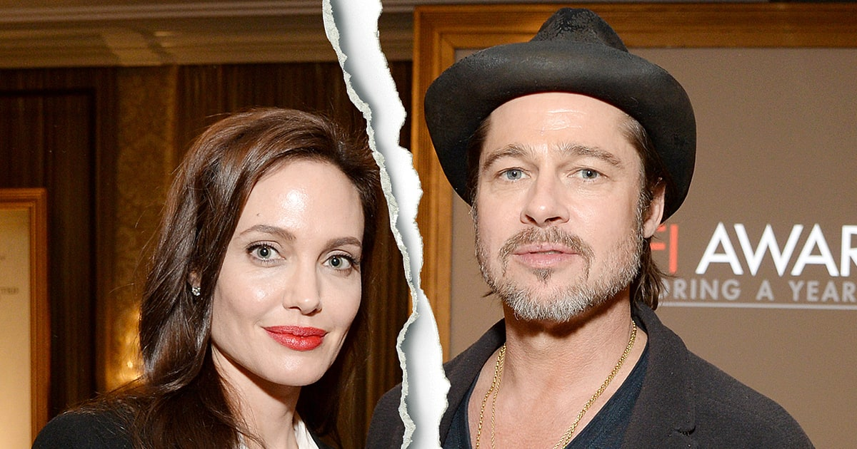Angelina jolie files for orce from brad pitt statement us weekly