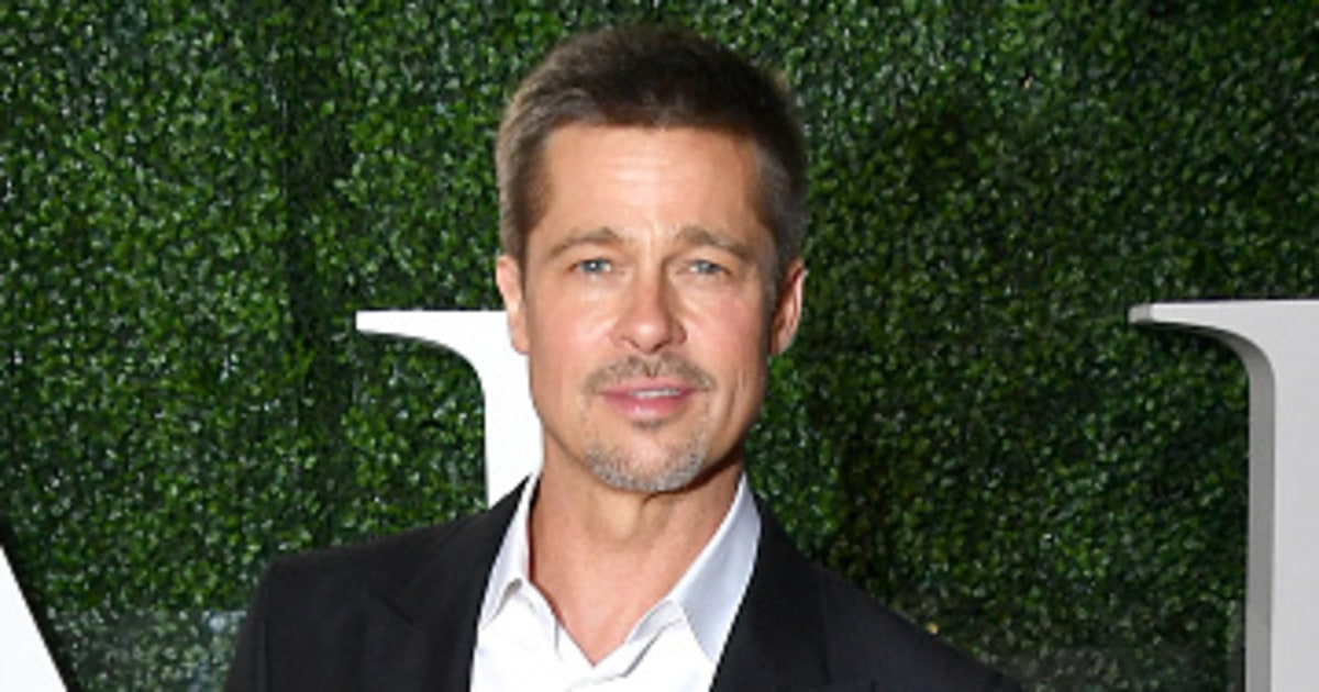 Brad Pitt Thanks Fans for 'Support' After Angelina Jolie Split - Us ...
