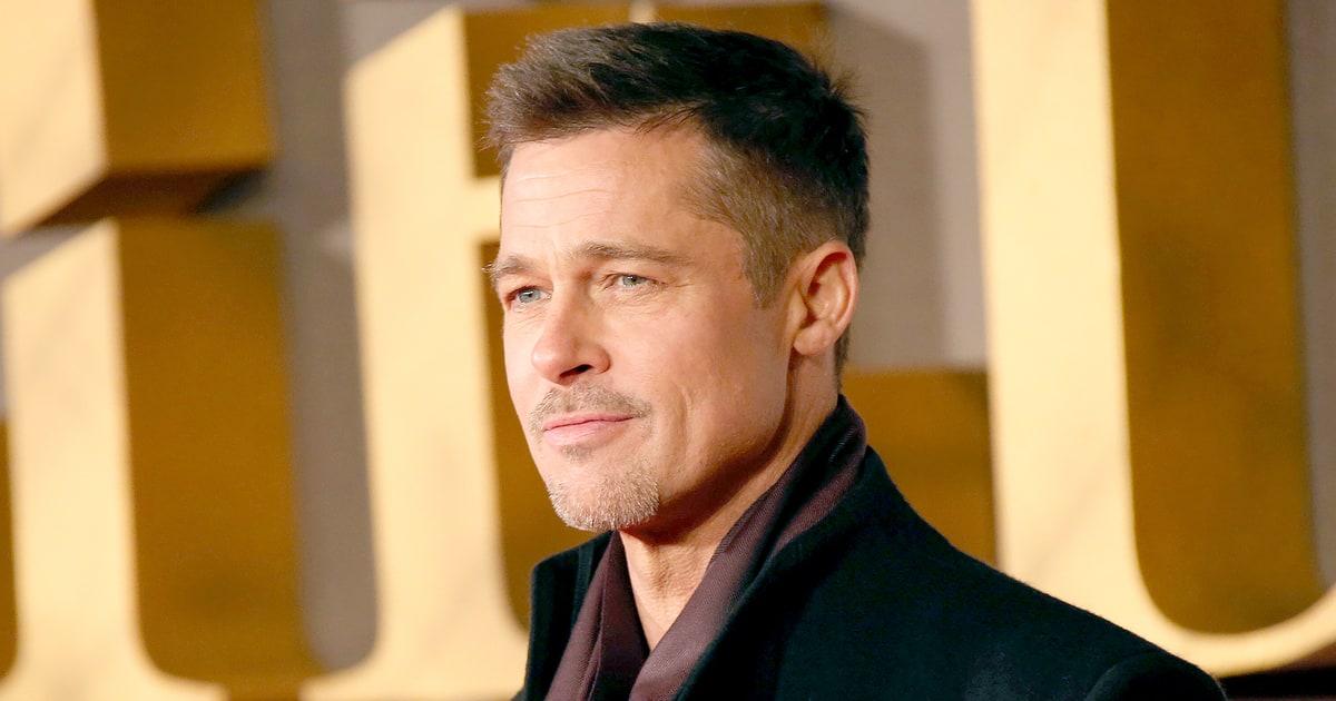 Brad Pitt Won't See An...