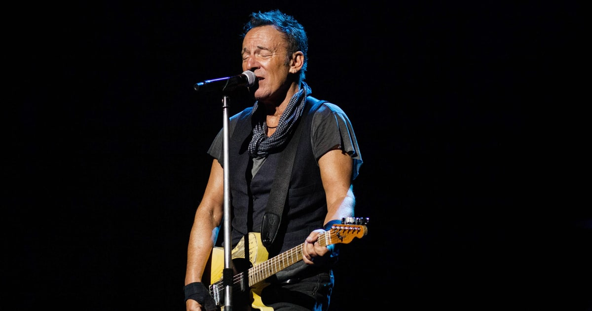 Bruce Springsteen, Taylor Swift's War on Scalpers, Bots ... Bruce Springsteen