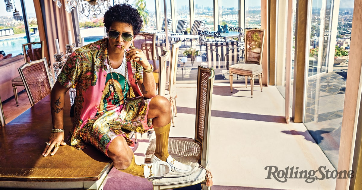 Bruno Mars The Private Anxiety Of A Pop Perfectionist