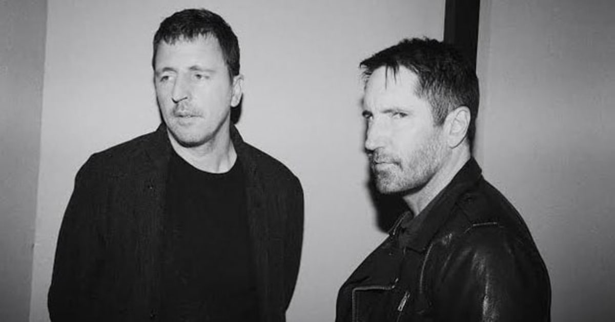 Nine Inch Nails Detail \'Not the Actual Events\' EP - Rolling Stone