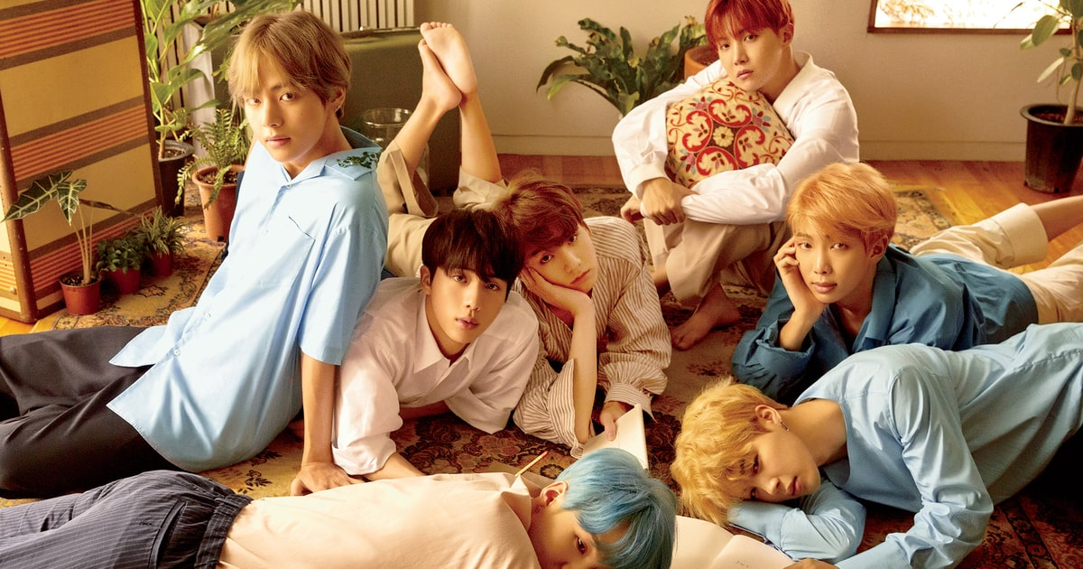 Inside bts mania a day in the life of the k pop for Back to home pics