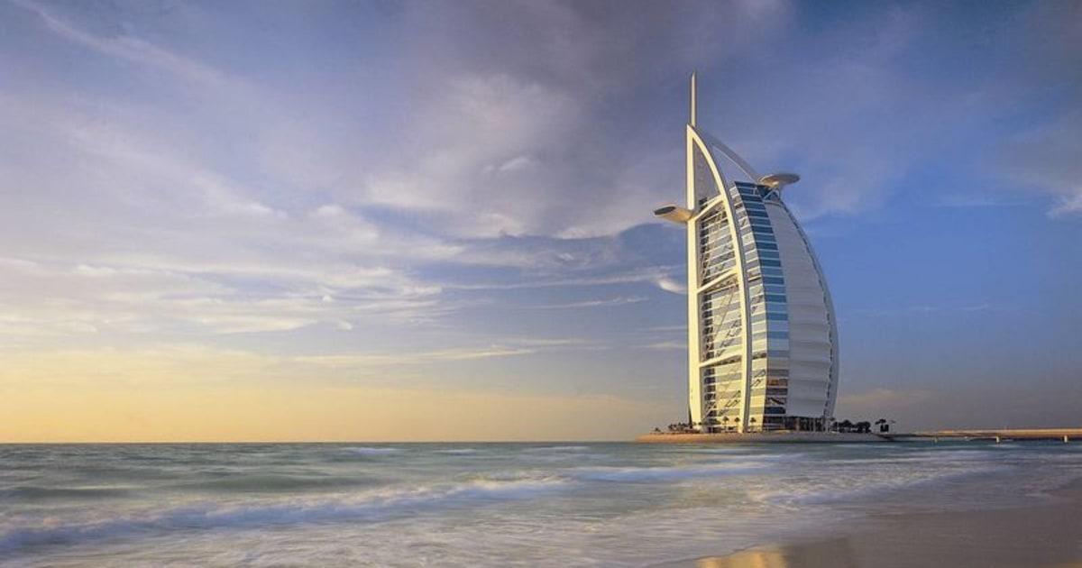 Burj Al Arab Jumeirah In Dubai 11 Hotel Rooms With