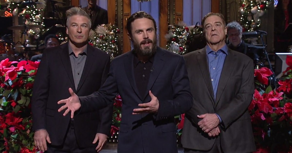 Casey Affleck on 'SNL': 3 Sketches You Have to See - Rolling Stone
