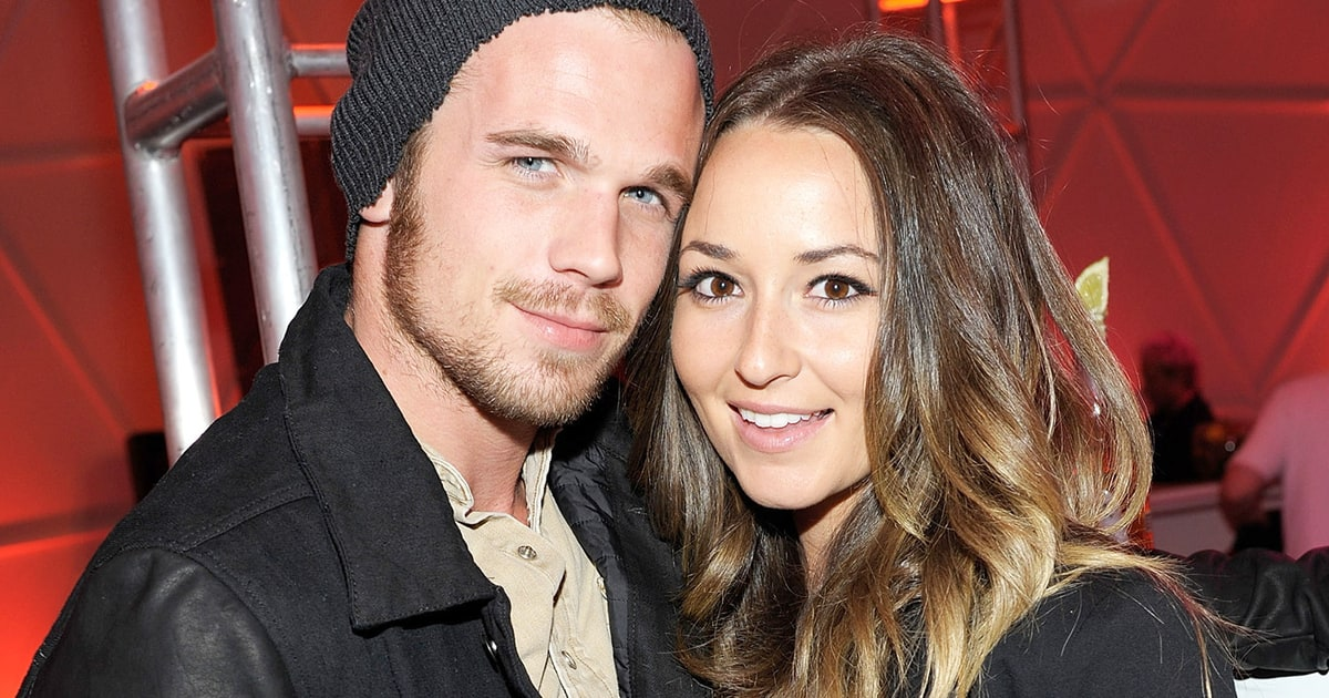 Cam Gigandet, Fiancee Dominique Geisendorff Welcome Third ...