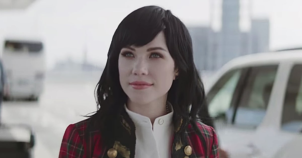 Carly Rae Jespen: Watch Carly Rae Jepsen's Japanese Shampoo Commercial