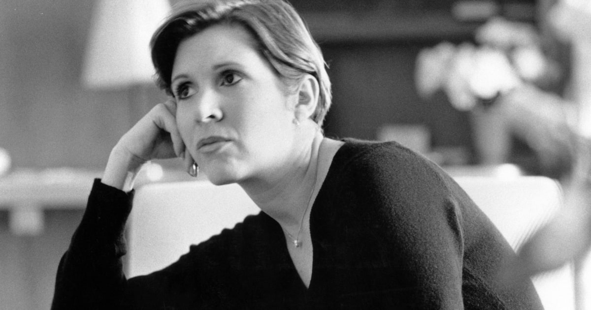 carrie fisher twitter