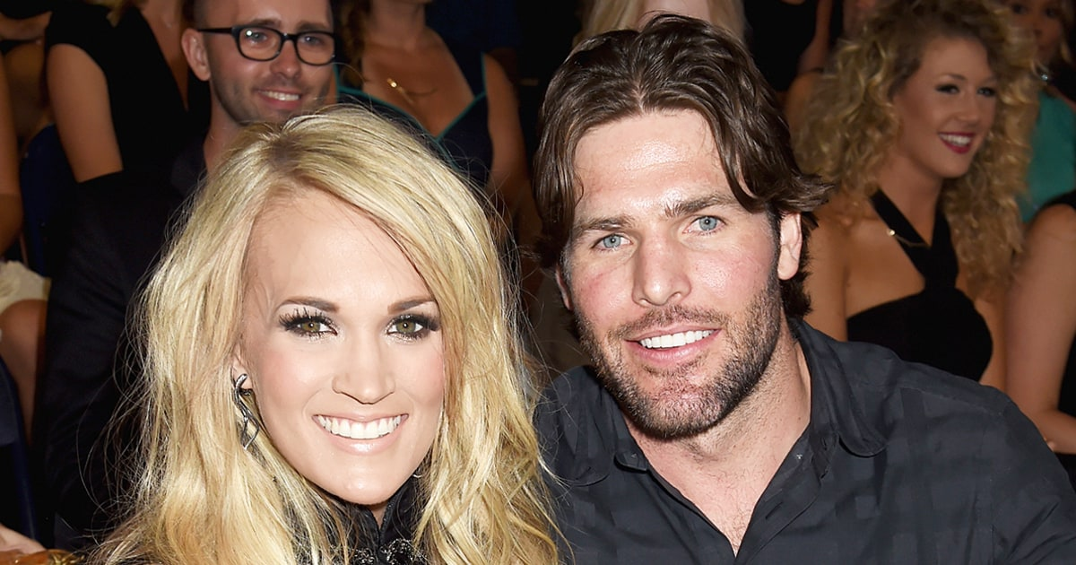 Carrie underwood celebrated mike fisher 39 s 36th birthday for Carrie underwood husband mike fisher
