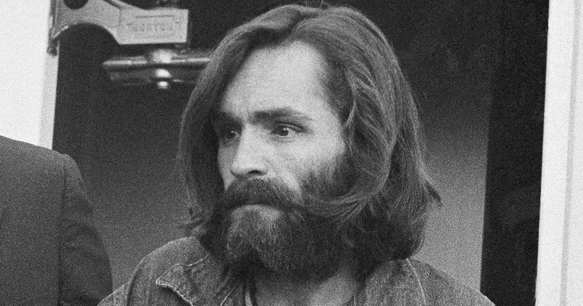 Charles Manson 'Seriously Ill' in Hospital - Us Weekly