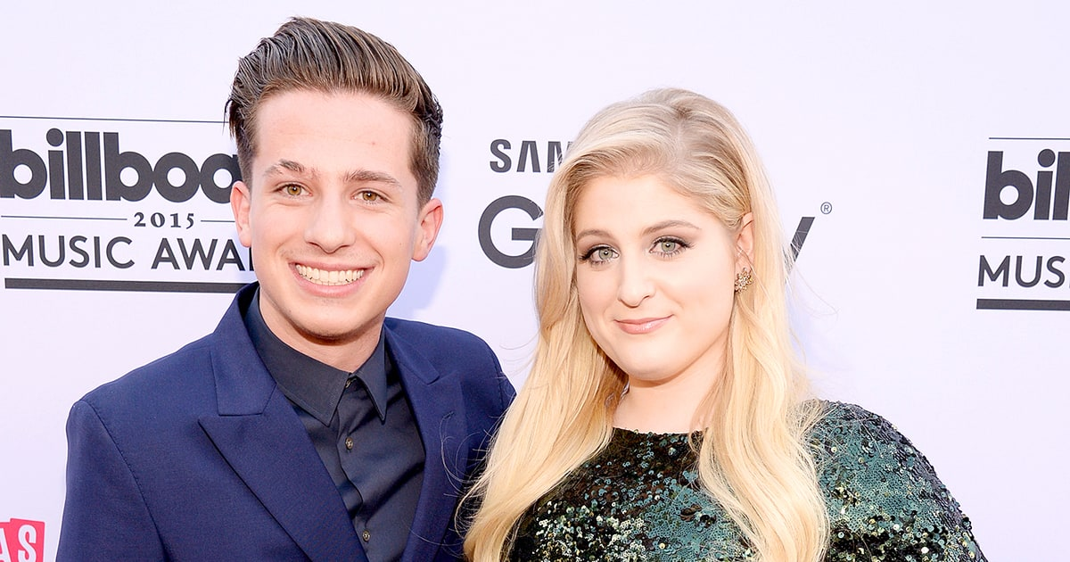 charlie puth and meghan trainor relationship status