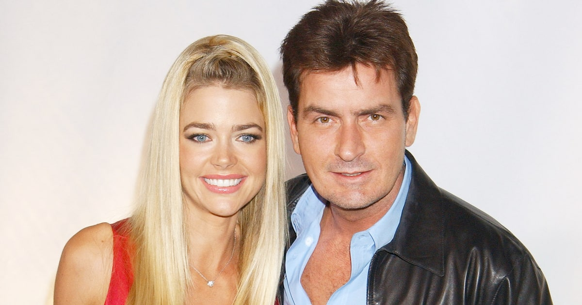Charlie Sheen's Ex-Wife Denise Richards Has Known He's HIV ...
