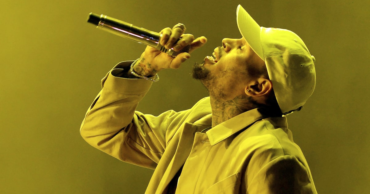 Chris Brown Reportedly Being Investigated by Child Services news