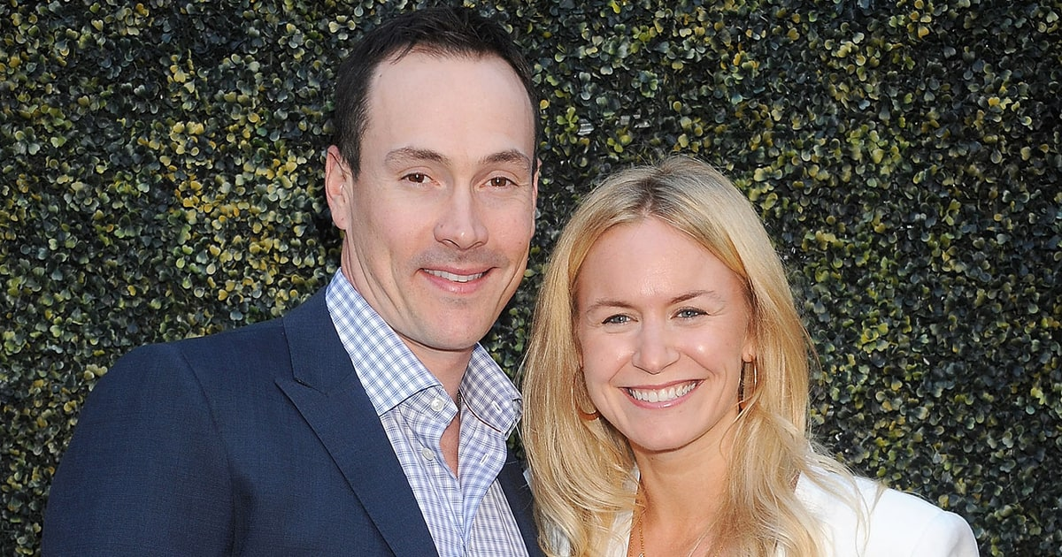 Chris Klein And Wife Laina Rose Thyfault Are Expecting