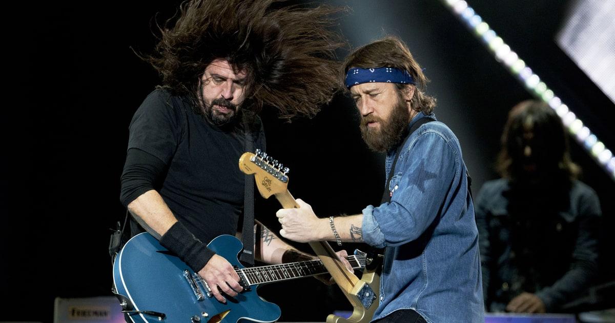Foo Fighters Chris Shiflett On Band S Unpredictable Tour