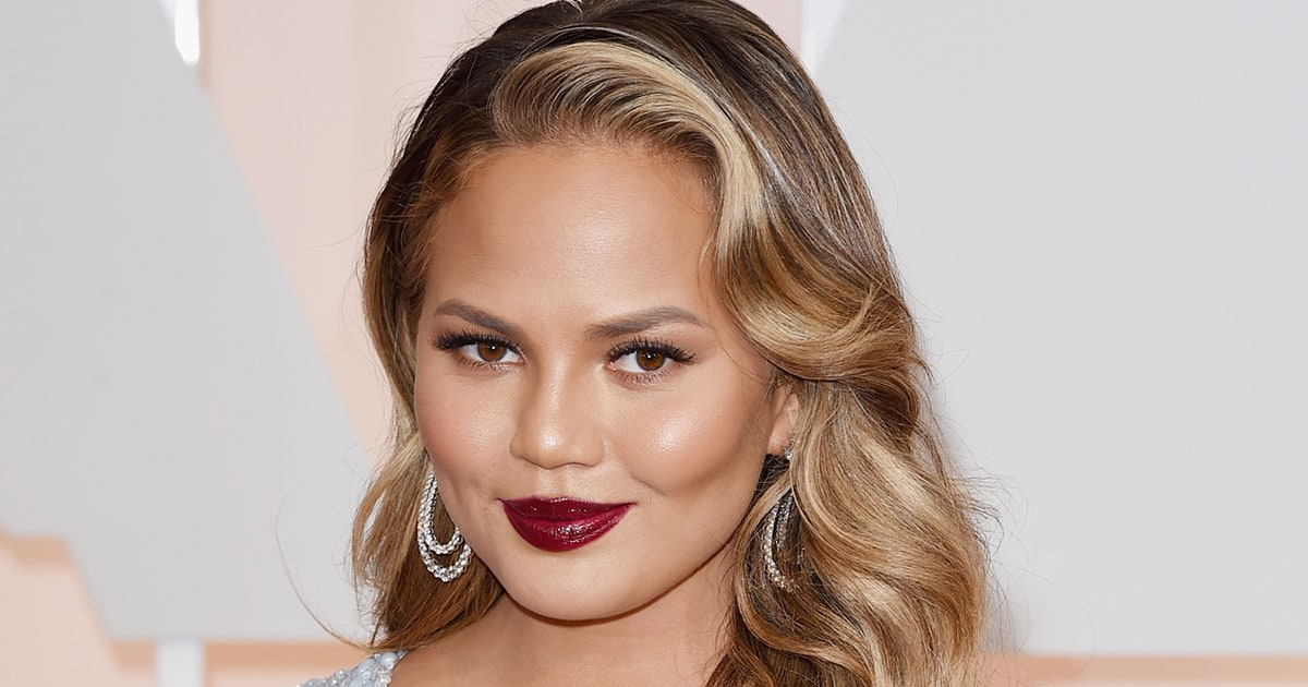 Chrissy Teigen Uninjured Following Hit-and-Run Car Accident