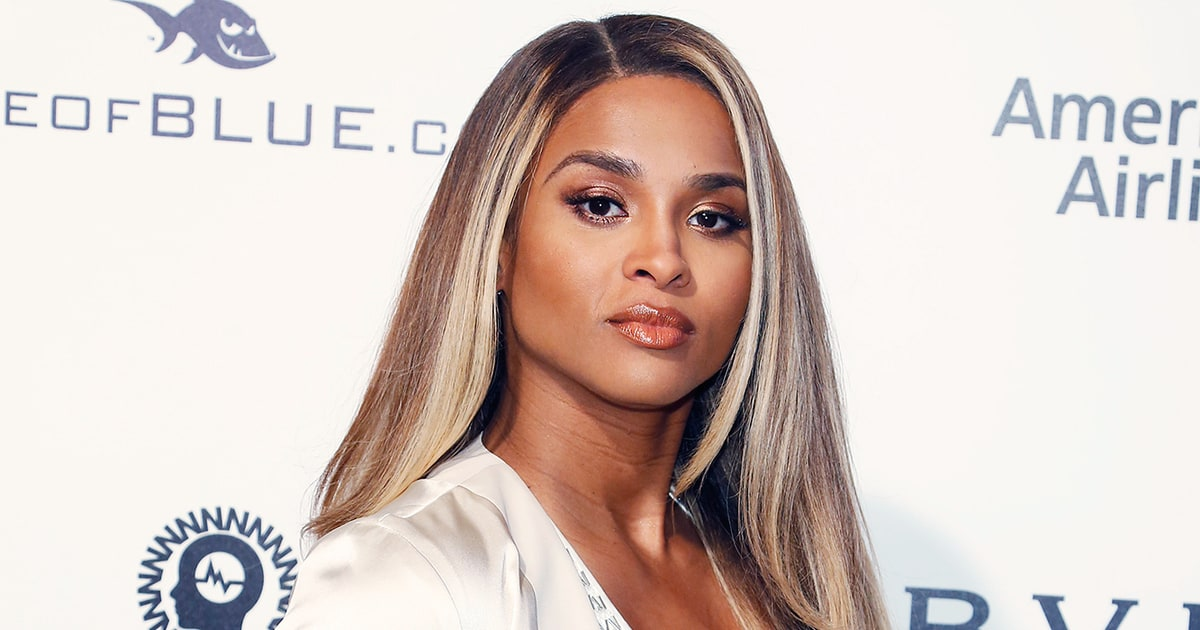Pregnant Ciara Involved in Car Accident in L.A.