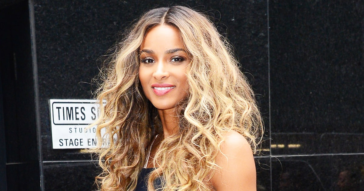 Ciara Refuses To Say Future S Name While Announcing