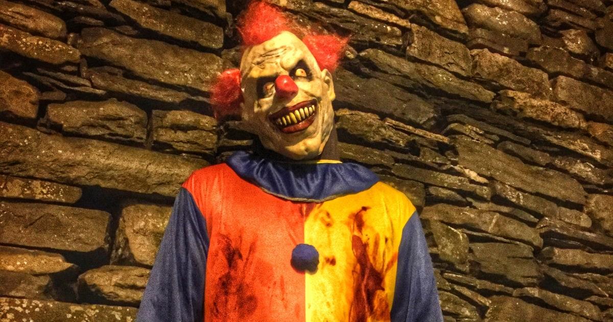 Killer Clown Bilder