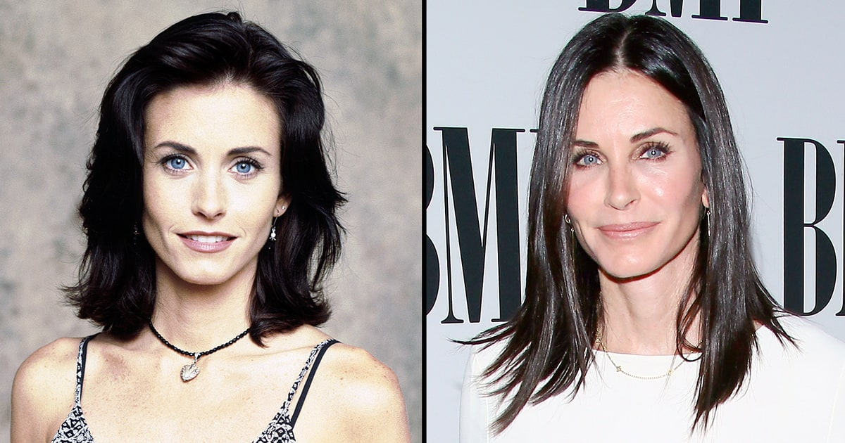 Courteney Cox on Plastic Surgery: I've Done Things 'I Regret ...