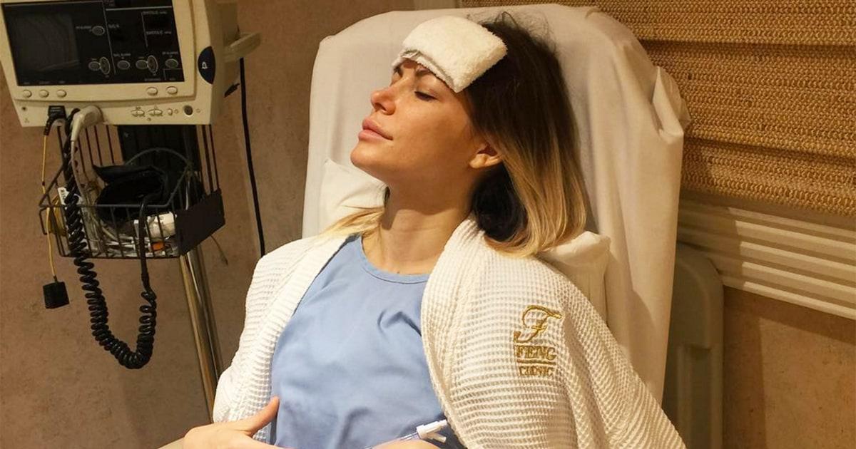 Crystal Hefner Removes Breast Implants After Debilitating