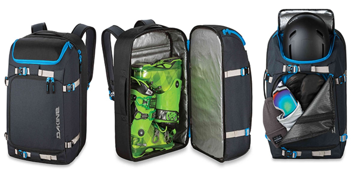 72 Hours With The Dakine Dlx Cargo Pack Boot Bag Men S