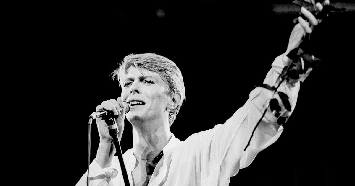 David Bowie: The Night Ziggy Stardust Met America news