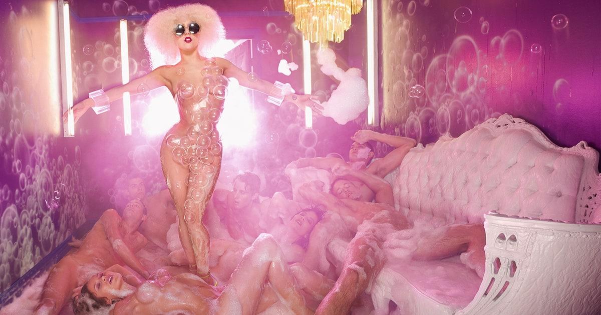 Lady gaga the edge of glory hero porn music video - 3 part 8