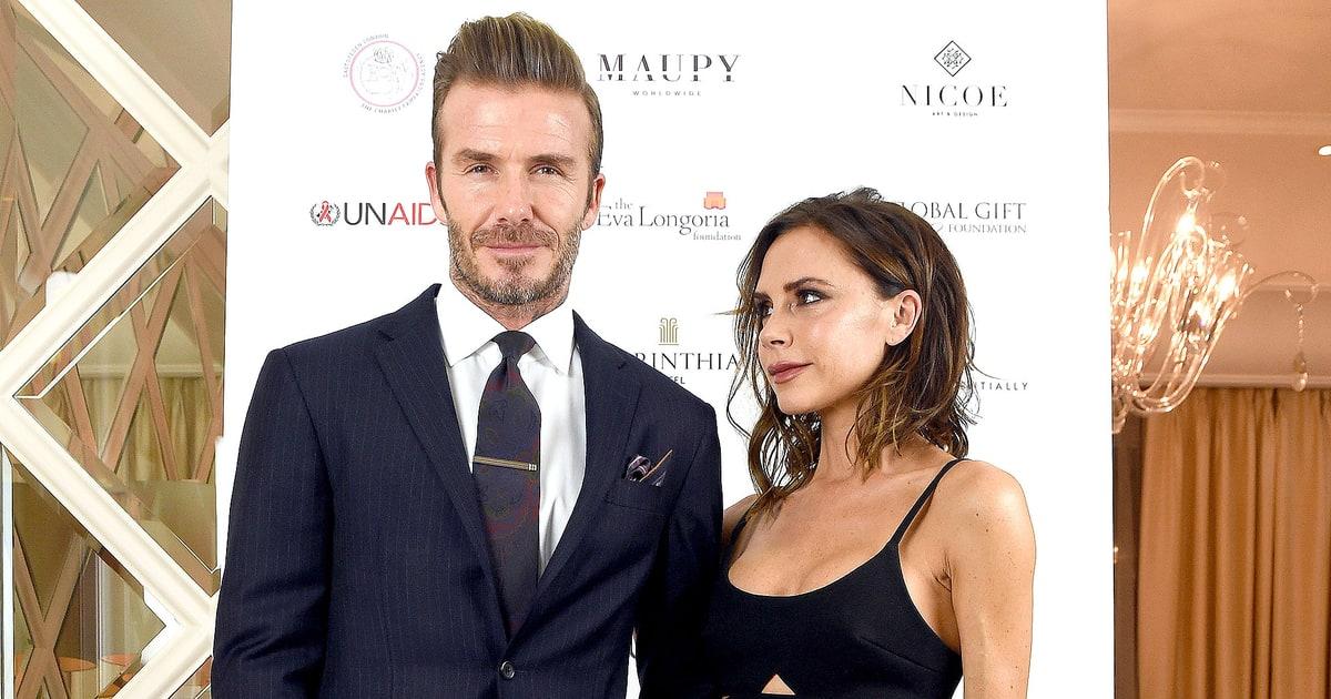 Victoria Beckham, David Beckham: TFW You're Married To