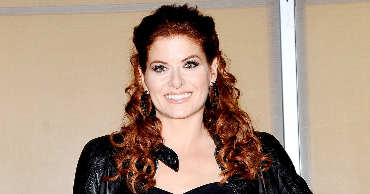 Debra Messing Is So Giddy About Dirty Dancing Remake