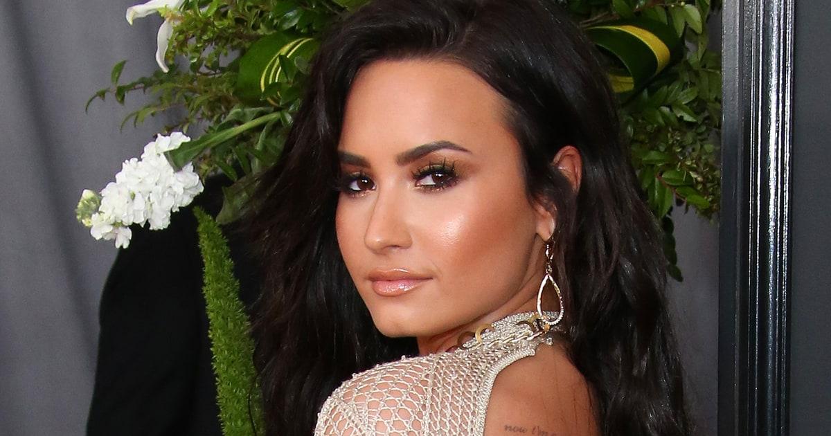 Demi Lovato Slammed for Saying She's '1 Percent African'