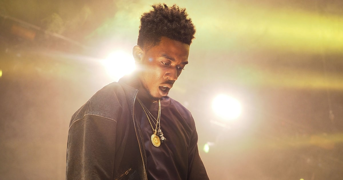 Desiigner Arrested On Drugs Weapons Menacing Charges