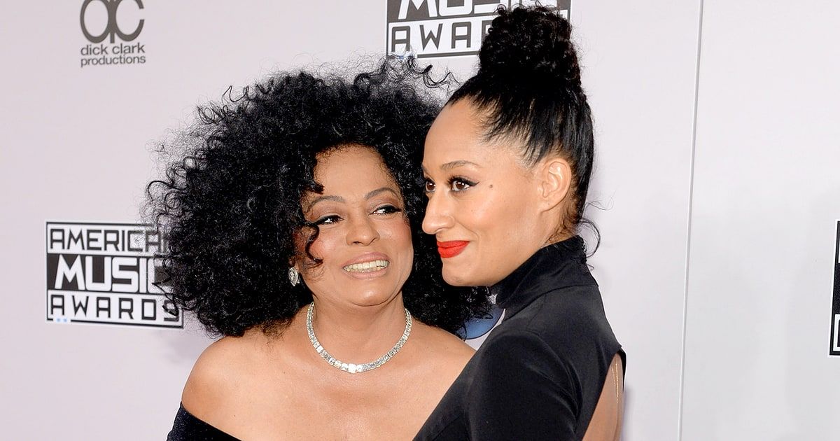 Diana ross places ad to congratulate daughter tracee ellis ross on