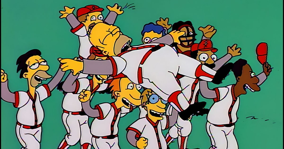 Watch Teaser for Simpsons Documentary About 'Homer at the Bat'
