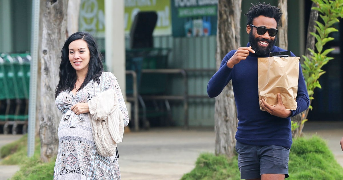Donald Glover Is a Dad, Welcomes First Child With ...