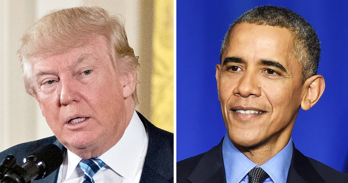 Donald Trump: Barack Obama Left Me a 'Beautiful' Letter